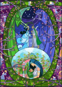 melian's forest by breath-art