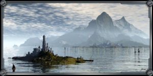 Numenor by Feliche