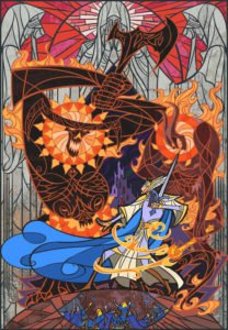 the fifth battle in Unnumbered Tears by breath-art the silmarillion nirnaeth arnoediad